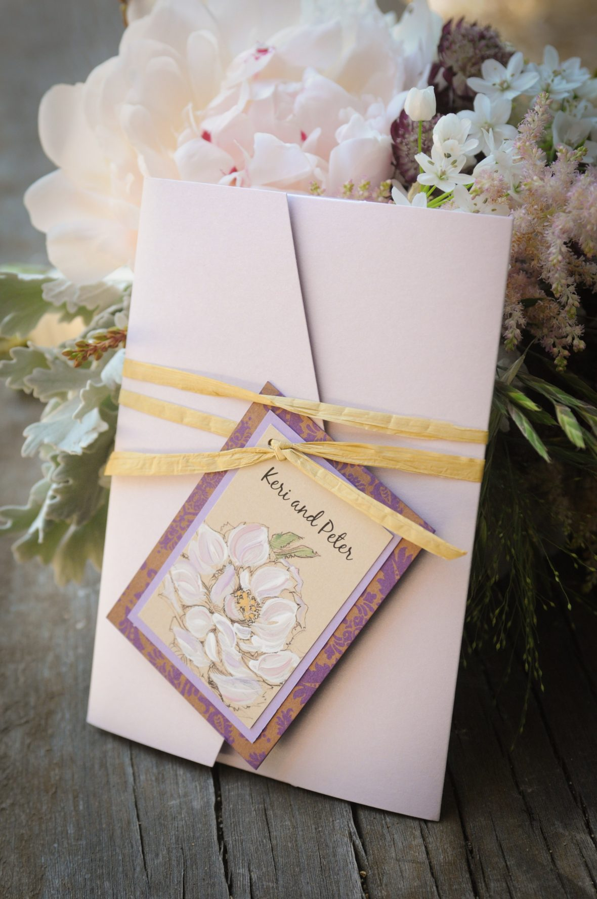 wedding invitations napa valley wedding photographer