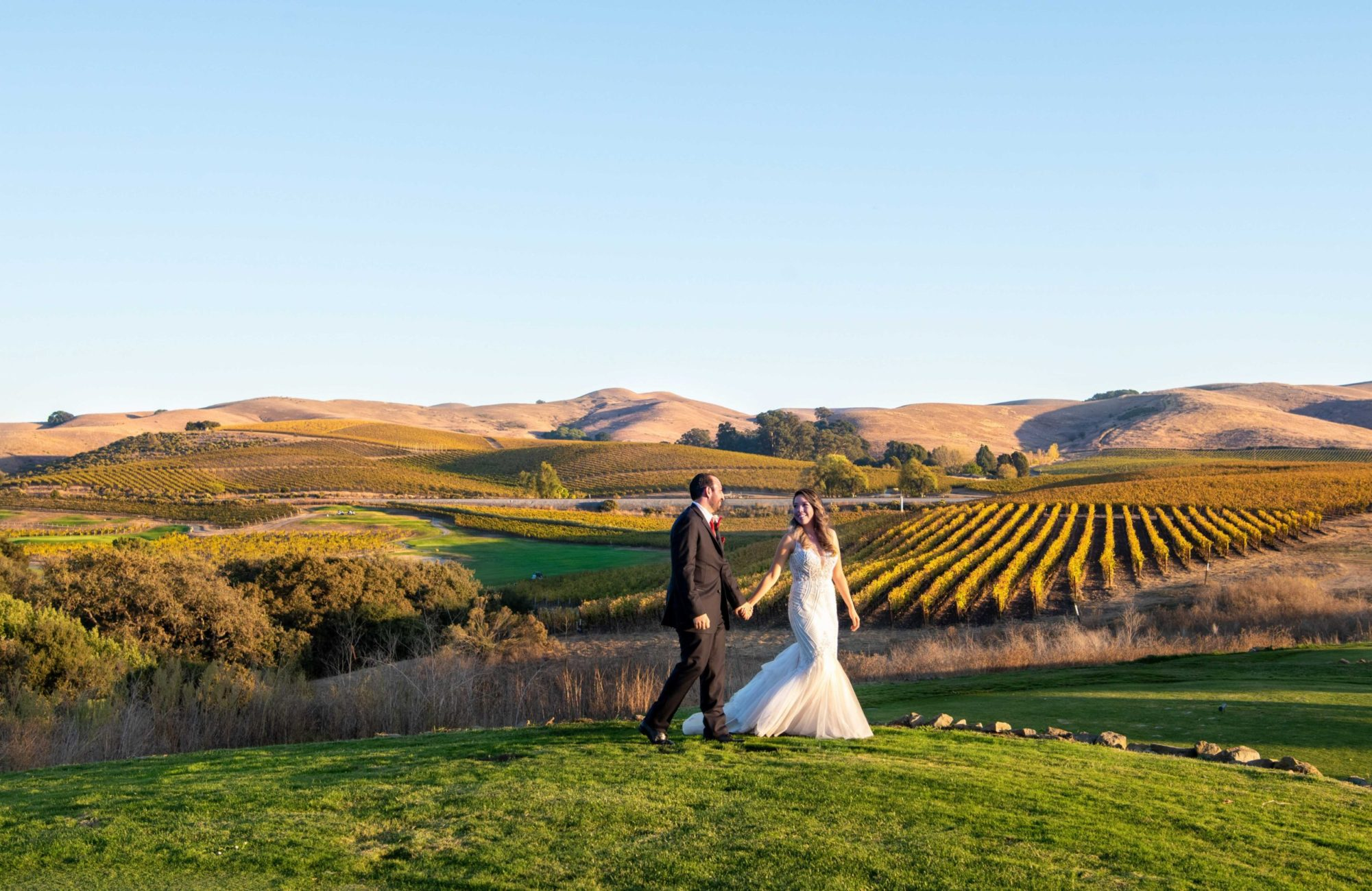 Elope in wine country